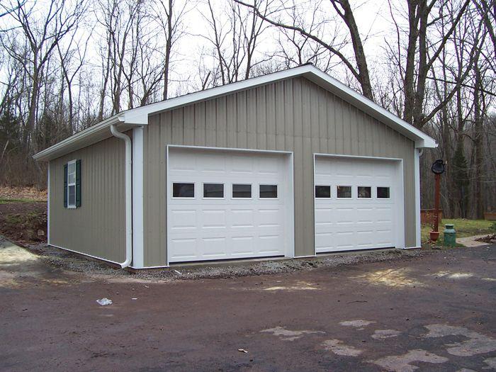 stalen garage